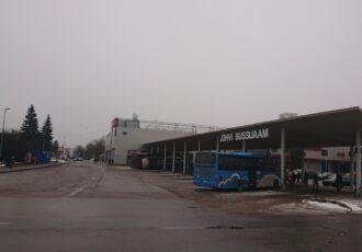 Йыхвиский автовокзал