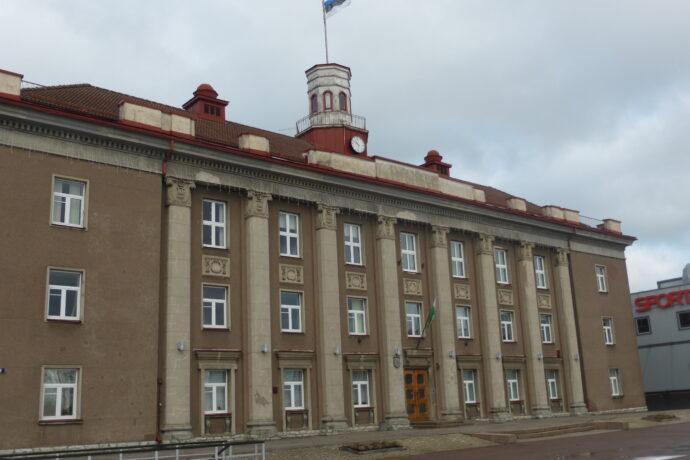 Йыхви ратуша