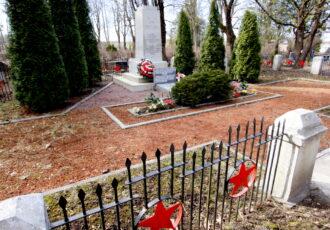братская могила в Йыхви