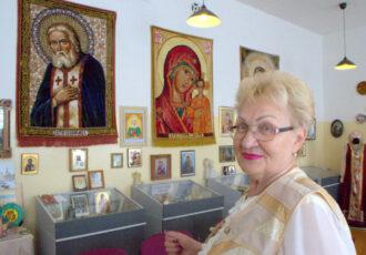 Роза Андреевна Иванова