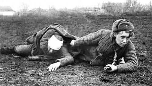 Женщины-на-войне